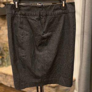 Vince gray skirt